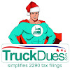 TruckDues e-file 2290 truck tax