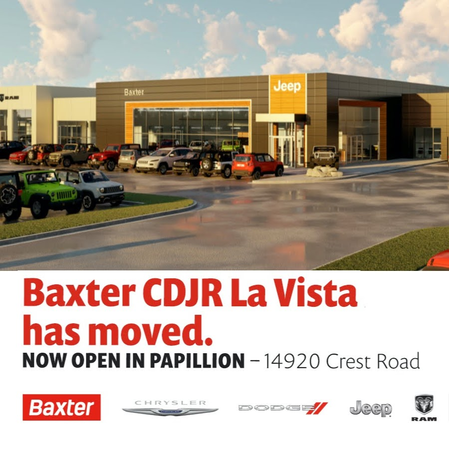 Baxter La Vista >> Baxter Chrysler Dodge Jeep Ram La Vista Youtube