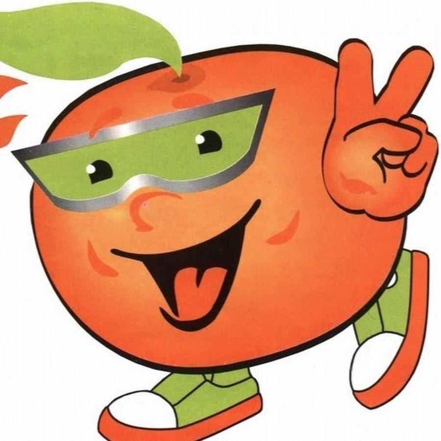 Картинки, картинки веселый апельсин