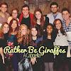 Rather Be Giraffes