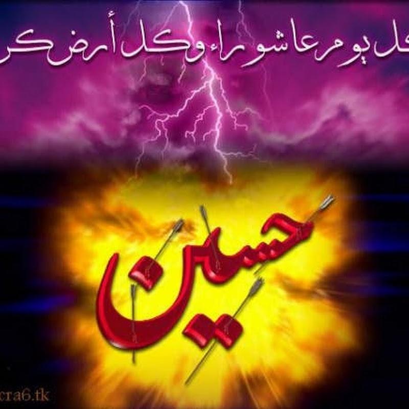 SYED RIAZ SHAH MOCH- Shahadat (Ali Akbar a s) Part 1/5 | Doovi