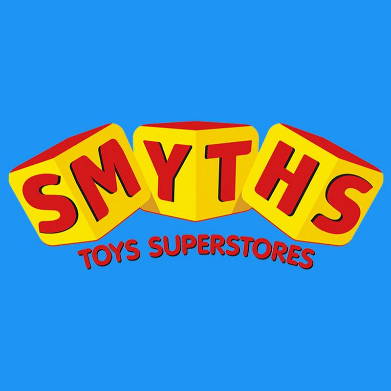 Smythstoys YouTube channel image