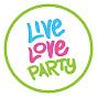 logo LIVELOVEPARTY.TV