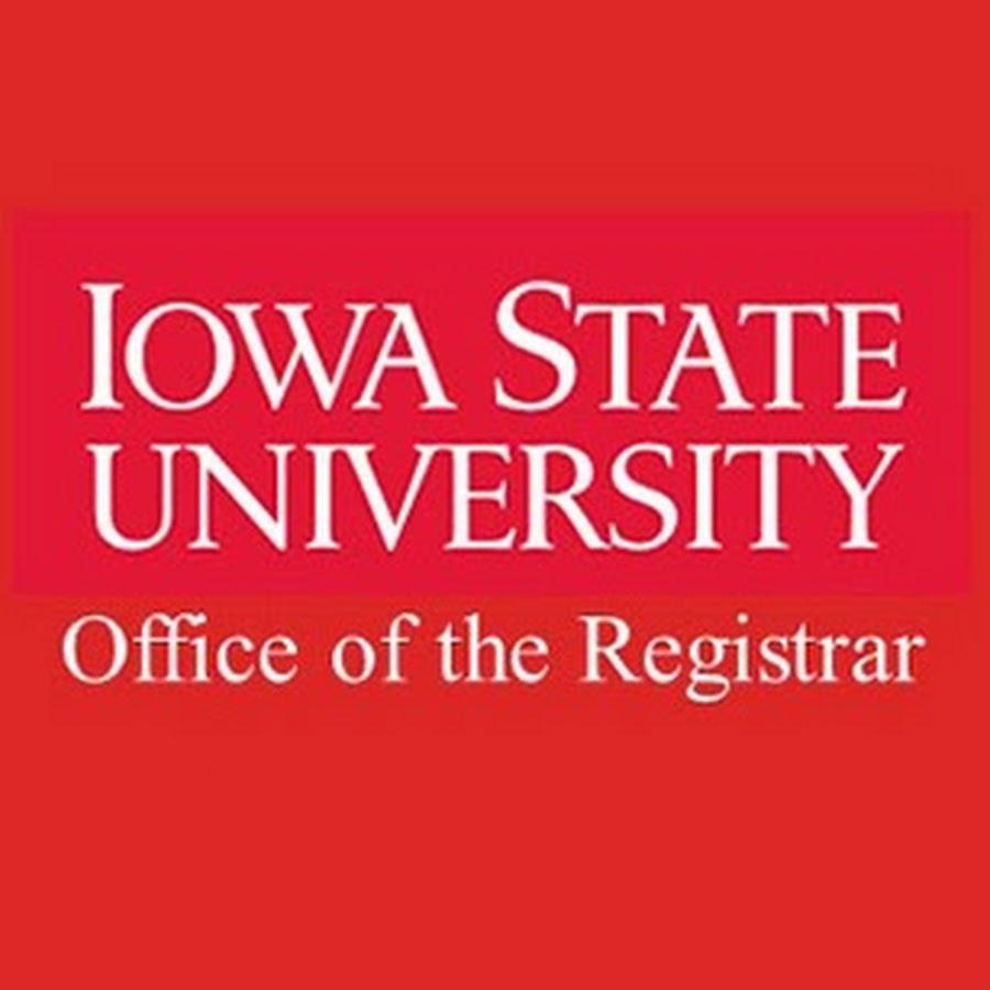 Iowa State University Registrar - YouTube