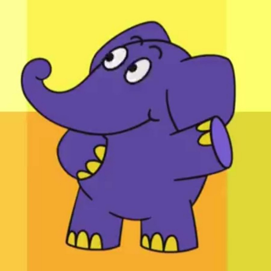 Benjamin Der Kleine Elefant
