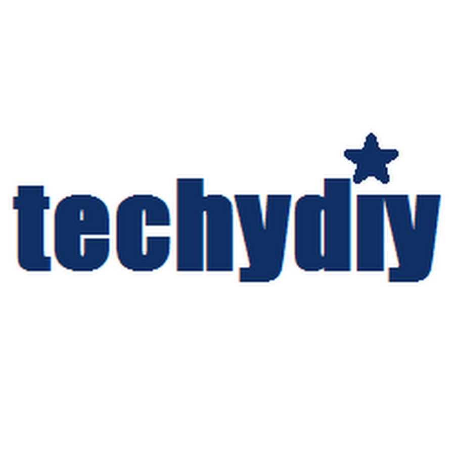 techydiy - YouTube
