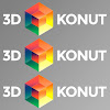 3DKonut