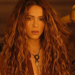 Shakira YouTube channel image