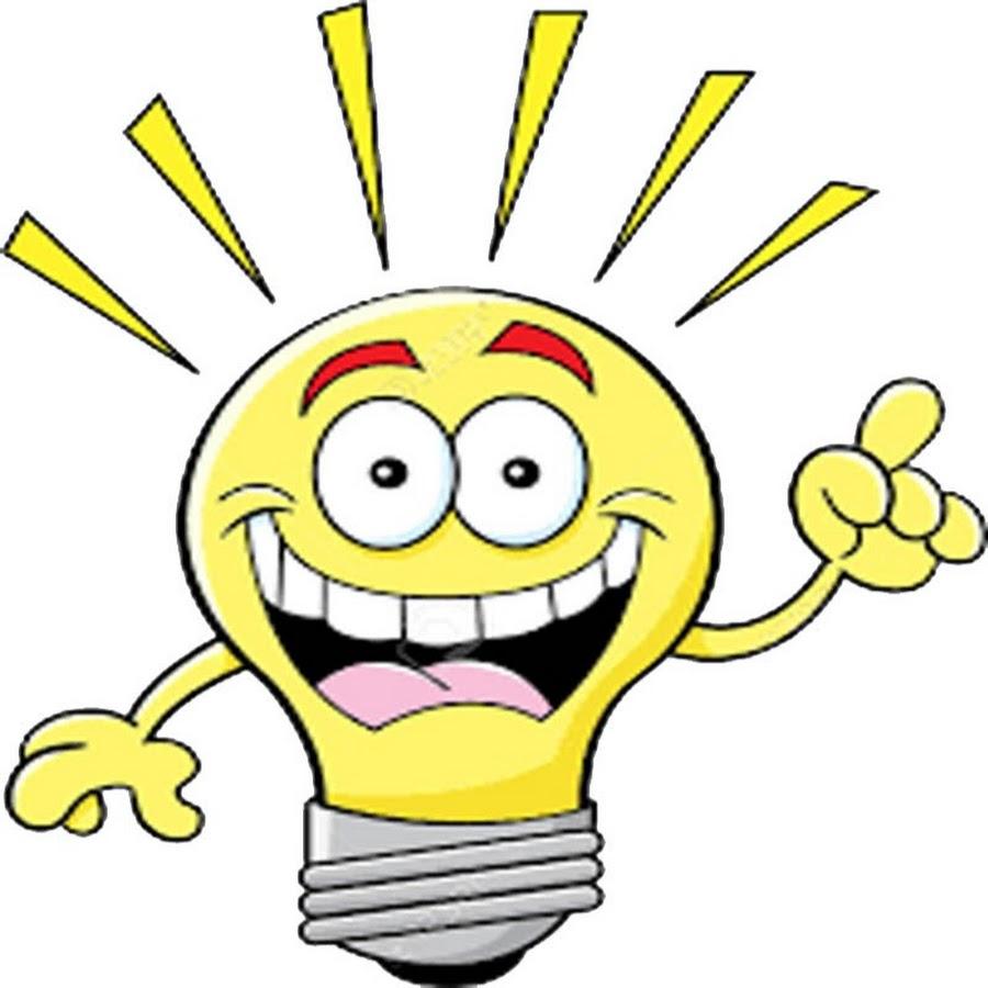 Фото новый, картинка веселые лампочки