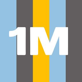 1MILLION TV 순위 페이지