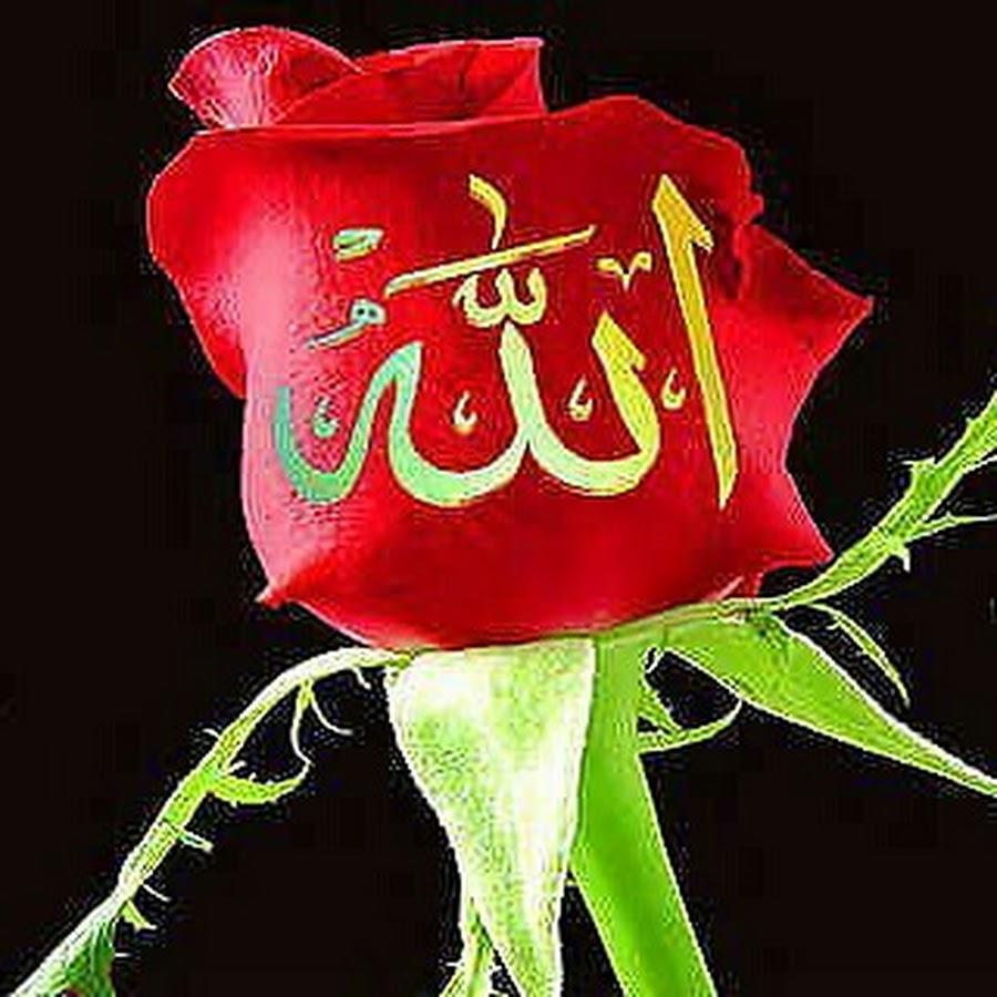 Розы красивые картинки с надписью аллах