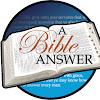 Bible Answer