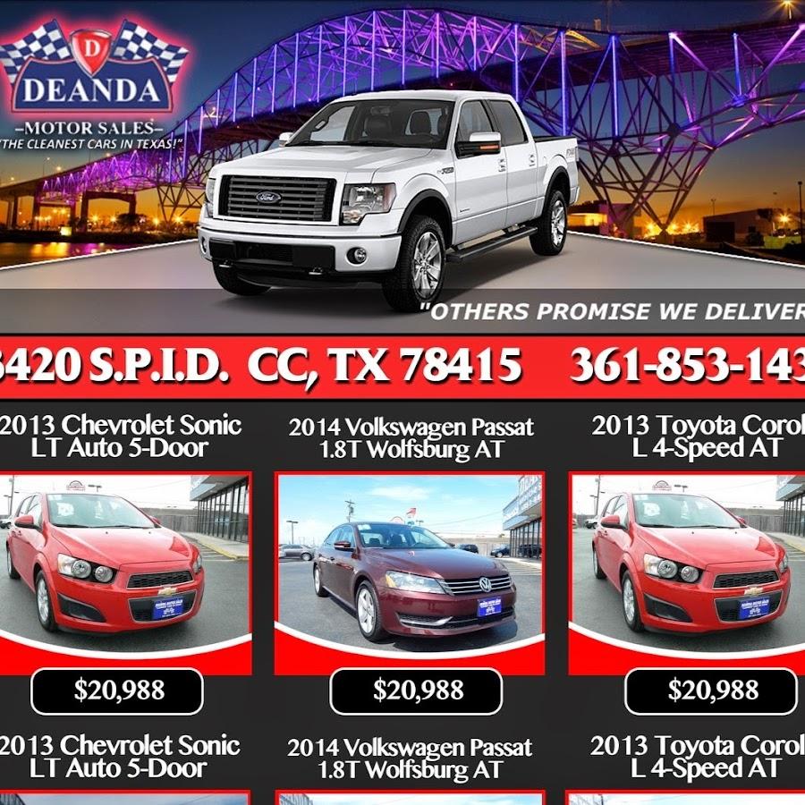 Deanda Auto Sales >> Deanda Motor Sales Youtube