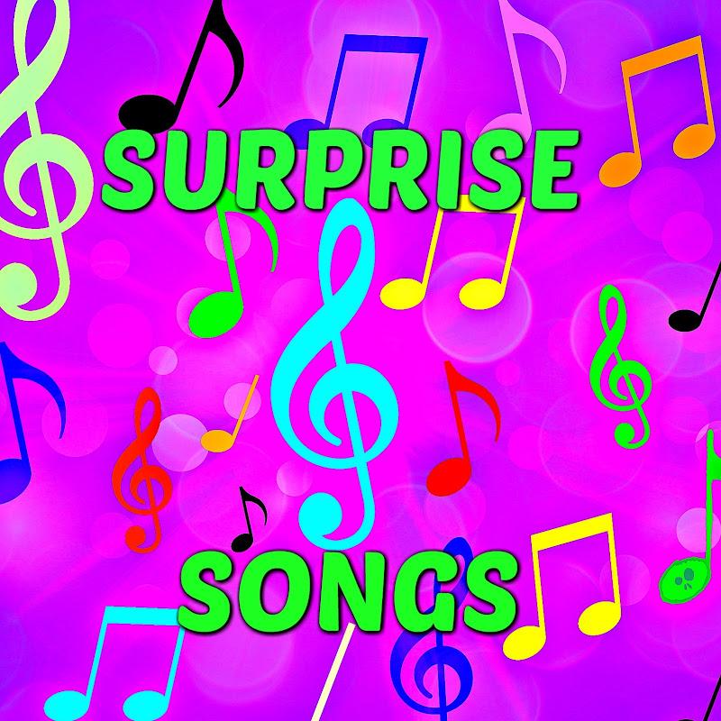 ♫ SURPRISE SONGS ♫
