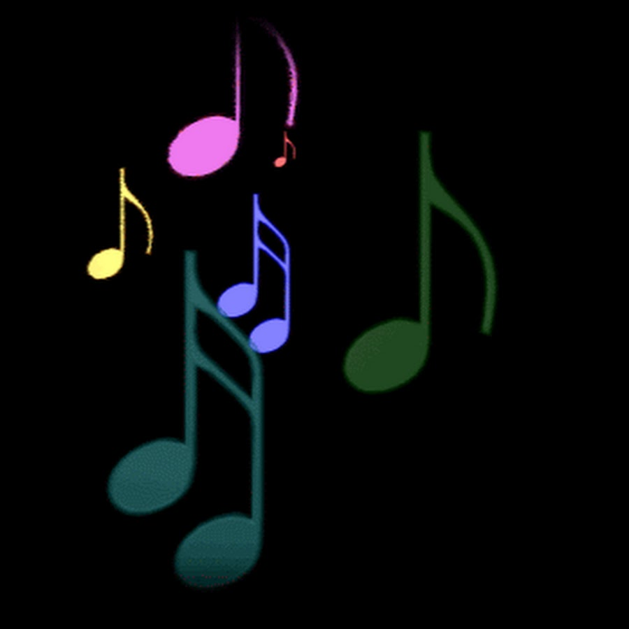 Анимация музыка картинки