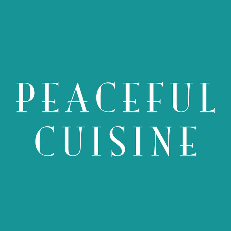 Peaceful Cuisine logo