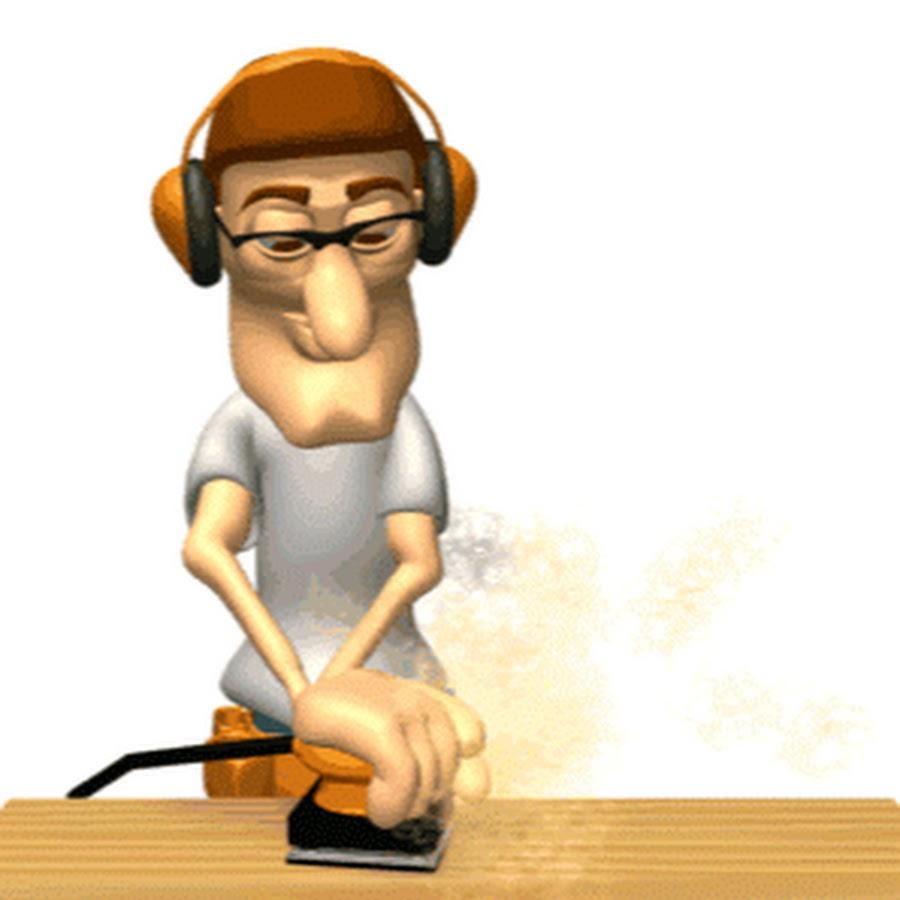 Картинки анимации ремонт