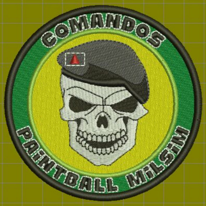 Comandos Paintball Milsin