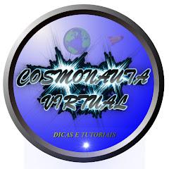 Cosmonauta Virtual (Dicas e Tutoriais) YouTube channel avatar