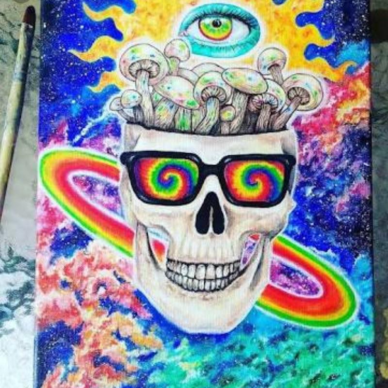Dashboard Video Hippie Tattoo Tatuagem Irmãos Metralha E