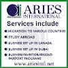 Aries International Immigration and Study Abroad Consultants