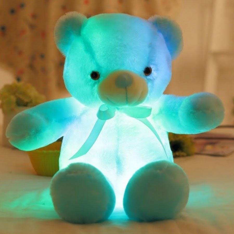Светящийся плюшевый мишка в Горловке