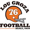 Lou GrozaFootball