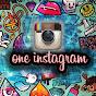one instagram