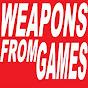 WEAPONS FROM GAMES ciekawostki