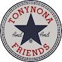 Tonynona and friends