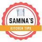 Samina's Kitchen Tips