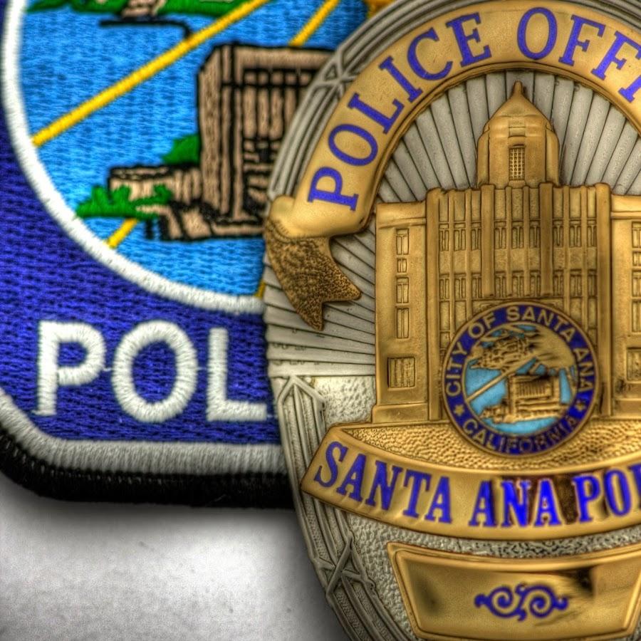 Santa Ana Police Department - YouTube