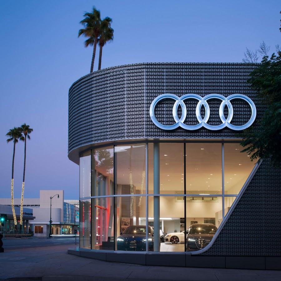 Fletcher Jones Audi >> Audi Beverly Hills - YouTube