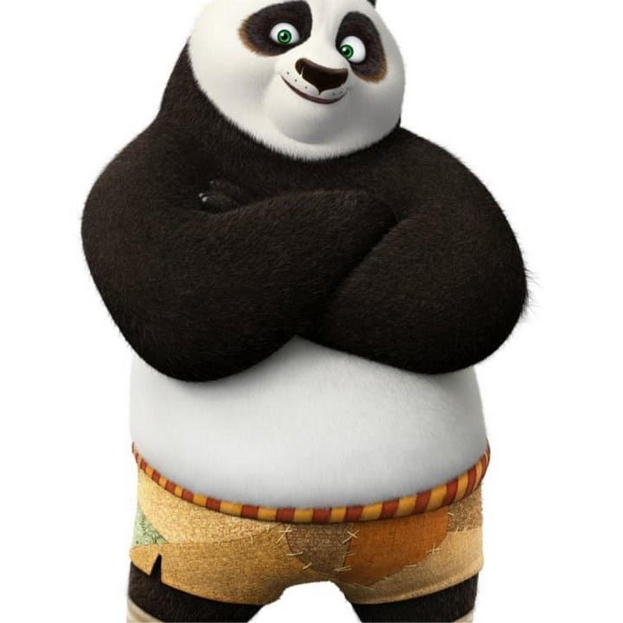 Кунфу панда картинки на белом фоне
