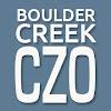 BoulderCreek CZO