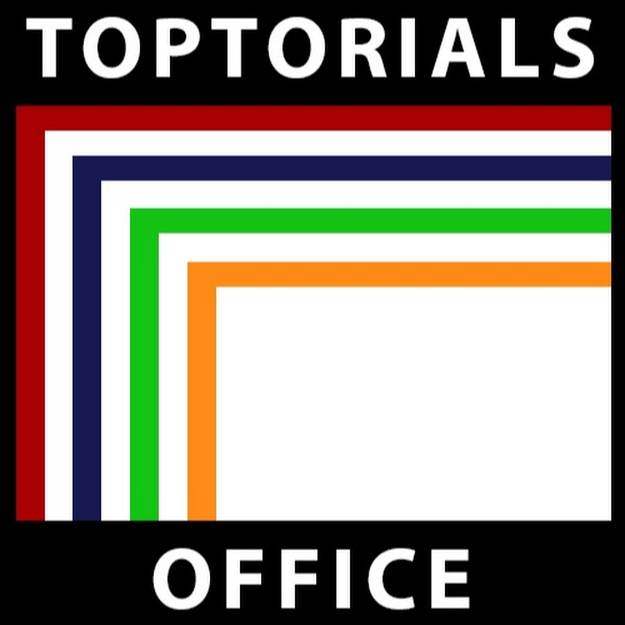 toptorials office youtube. Black Bedroom Furniture Sets. Home Design Ideas