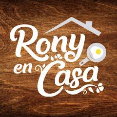 Rony en casa recetas de cocina YouTube channel avatar