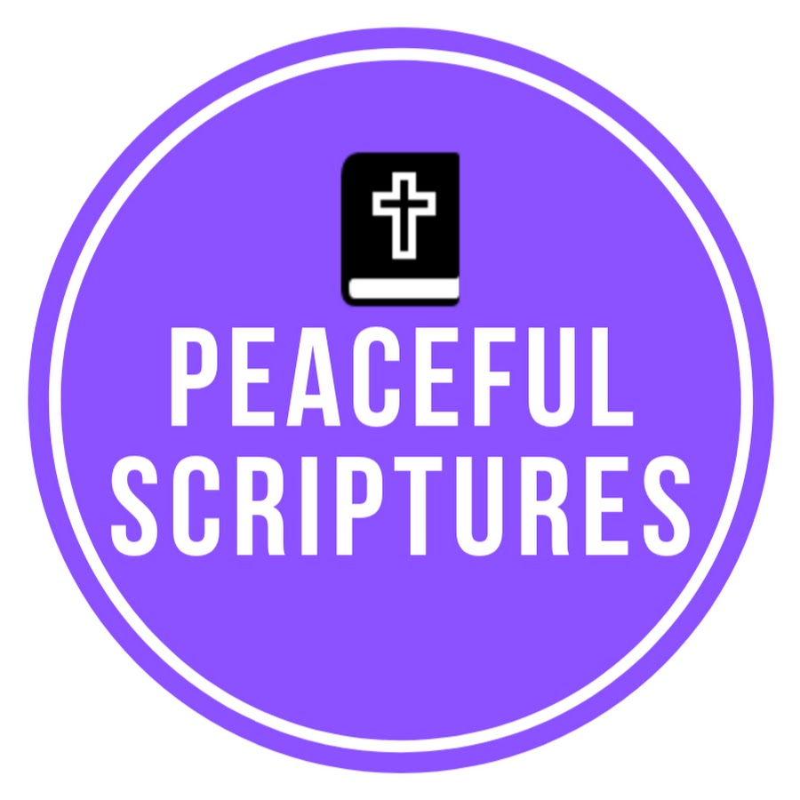 Peaceful Scriptures - YouTube