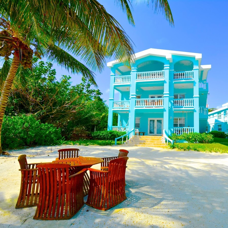 Belize Beaches: SUNSET BEACH RESORT (BELIZE)