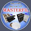 Masterfil facas para corte e vinco e serviço de corte e vinco