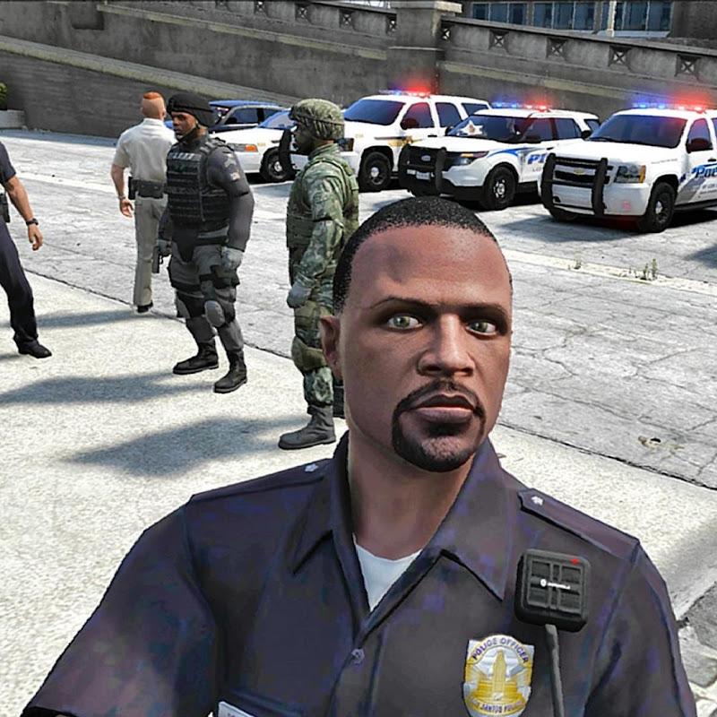 GTA 5 PC MODS - LSPDFR - POLICE SIMULATOR - EP 19 (NO