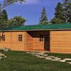 casas de madera satus