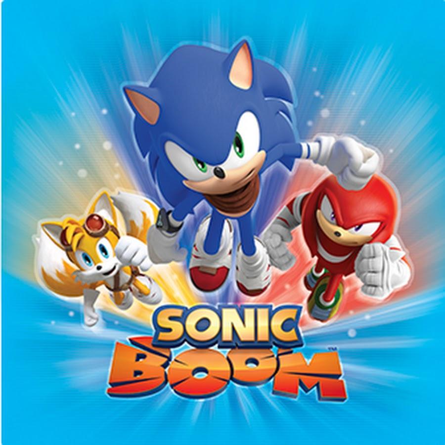Sonic Boom - YouTube