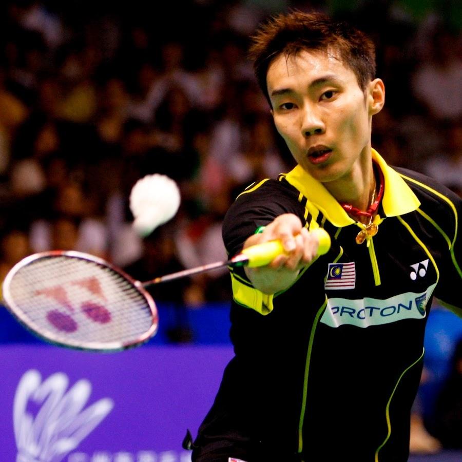 Badminton video asian #8