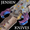 Jensen Knives
