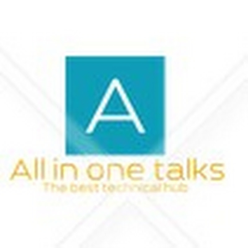 All in one talks (all-in-one-talks)