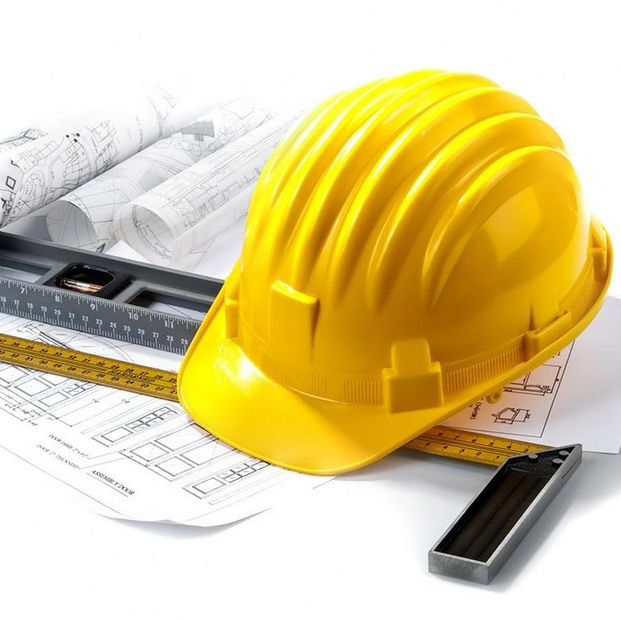 Дизайн открытки к дню строителя