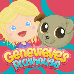 Genevieve's Playhouse - Toy Learning for Kids YouTube channel avatar