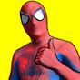 Эльза и Человек паук