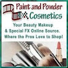 Paint and Powder Cosmetics